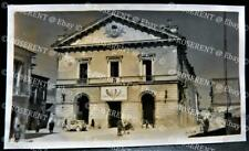 WW2 Italy - Foggia - RAF Garrison theater in the town  - Photo 11 by 7cm