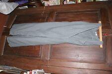 Robe portefeuille grise  naf naf 42