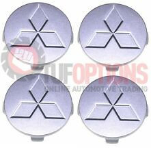 Genuine Mitsubishi Alloy Wheel Centre Caps - MR455633 - Set of 4