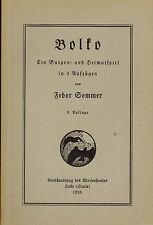 Fedor été, Bolko, E. Châteaux-u patrie jeu, force v. 1925, 1970er ans