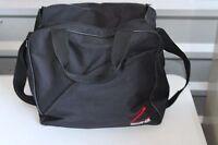 Brunswick T-Zone Bowling Ball Bag Single Ball ALL Black
