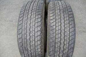 4x Bridgestone 255/70R18 113S Dueler HT 840