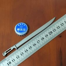 "1/6 Scale Metal Knife Sword Model For 12"" Male & Female Body"