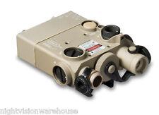 Steiner DBAL-I² Visible Red Pointer Laser Eye Safe IR Pointer Mil-Spec 9005 Tan