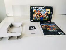 MARIO GOLF VGC PAL UKV   NINTENDO 64 / N64 NO GAME, BOX & PAPERWORK ONLY