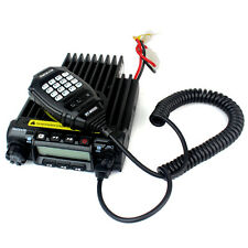 Hot RT-9000D Transceiver VHF220-260MHz 60W 200CH 8 Scrambler Mobile Car Radio IT