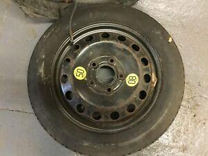 """BMW Z3 & Z4 16"""" Spare Space Saver Wheel & Tyre Alloy 115 90 R16 E36 E37 E86 E85"""