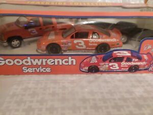 Dale Earnhardt Sr. '97 GM Wheaties 1/24 Chevy set of 3 (rare)