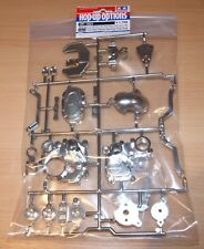 Tamiya 54821 T3-01 A Parts (Gearbox) (Semi Gloss Chrome Plated) Dancing Rider