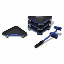 Furniture Moving Tool Heavy Transport Shifter Wheel Slider Lifting Roller Set