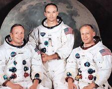 Apollo 11 Moon Crew Neil Armstrong Buzz Aldrin 8 x 10 Photo Photograph Picture