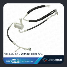 AC A/C Manifold Line Fits: 1999 - 2002 Expedition - Navigator V8 Without Rear AC