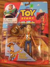 Disney Original Toy Story Action Figure - Woody w/ Quick-Draw Action - 1996