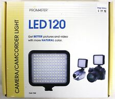 Promaster LED120 Camera / Camcorder Light # 7200
