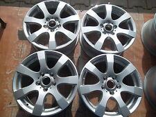 4 x Alufelgen Tomason 16 x 7 ET 48 Audi, A4, Mercedes A,B,C,E,V Klasse Vito(c943