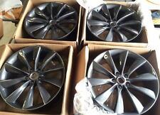 """Tesla model S 21"""" inch wheels rims T-style 21inch 21x8.5 ET40"""
