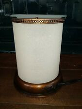 Scentsy Frosted Electric Warmer