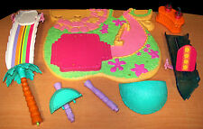 My Little Pony Butterfly Island Adventure Playset Parts & Pieces Only - VGC