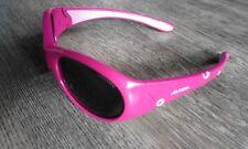 Alpina Sonnenbrille Flexxy Kids, pink, sehr guter Zustand