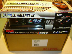 BUBBA WALLACE JR #43 BLACK LIVES MATTER 2020 CHEVY 1/24 DIECAST IN STOCK