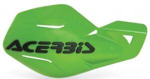ACERBIS Uniko Guardamanos Verde Kxf KDX KX Motocross Enduro Universal
