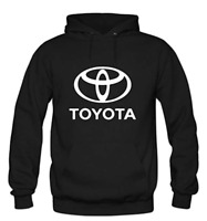 Toyota Hoodie Toyota Sweatshirt Men's Logo TRD Pullover Adult Sizes S-2XL