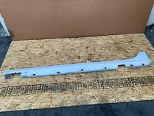 LEFT SIDE SKIRT ROCKER PANEL RUNNING BOARD ASSEMBLY OEM 12-17 AUDI A7 S7 RS7 C7