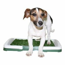 Dog Loo Puppy Toilet with Synthetic Grass Potty Pad Training
