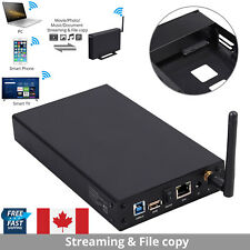 1BAY private Cloud NAS HDD Smart Case Network Attached Storage hdd enclosure CA