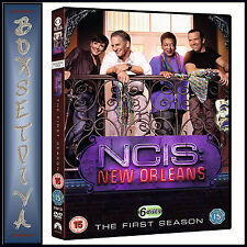 NCIS NEW ORLEANS - COMPLETE SEASON 1 *BRAND NEW DVD***