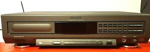 "Philips - ""CD Player"" - ""Model # CD-910"" - ""Single Tray Player"" - ""No Remote"""
