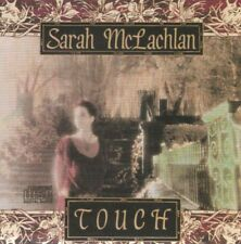 SARAH McLACHLAN CD 1989 TOUCH - 10 tracks EX COND