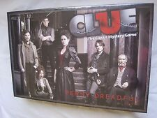 New Clue Penny Dreadful Edition Board Game 6 Custom Weapons Movers Showtime
