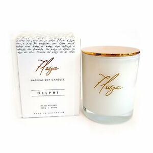 Floya 'DELPHI' Pure Soy Candle