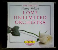 LOVE UNLIMITED ORCHESTRA The Best Of Barry White's US CD MERCURY 1995