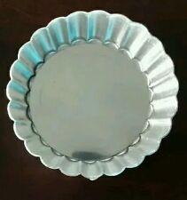 4 inch Round Aluminum Mold Tart Pie Baking Tin Pan Tray/cake mould