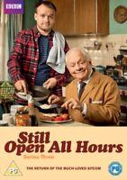 Nuevo Still Abierta Todo Hours Serie 3 DVD
