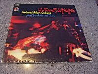 """The Gerald Wilson Orchestra """"Live and Swinging' PACIFIC JAZZ LP ST-20118"""