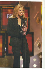 Rare Faith Hill Award Show Candid 4 X 6 Photo