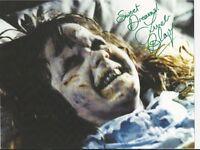 Linda Blair - The Exorcist signed photo