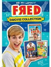 Fred 3 Movie Collection (2012, REGION 1 DVD New)