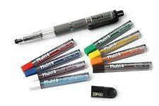 Japan Pentel 8-in-1 Bible Highlighter Mechanical Pencil refill lead Sharper Set