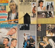 Salut Sting ,Jennifer Beals,Bronski Beat,Nik Kershaw,Al Corley,Renaud