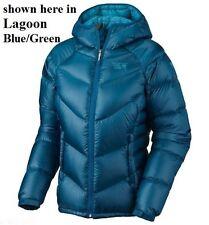 Women's Mountain Hard Wear XS Kelvinator 80% Goose Down Jacket Puff coat, NWT