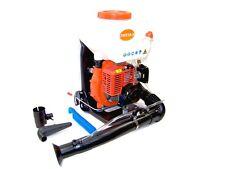 Agricultural Mist Duster Sprayer Gasoline Powered Knapsack 3WF18-3 Backpack