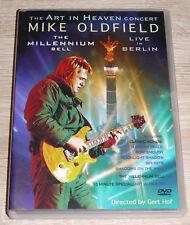 Mike Oldfield - The Millennium Bell: Live in Berlin (2001) DVD, Konzert, gebr.