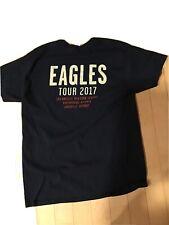 Eagles Tour 2017 Hotel California Concert t-shirt pop Rock band Size Large