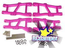 ALUMINUM FRONT & REAR LOWER ARM PK TAMIYA 1/10 MANTA RAY TOP FORCE DIRT THRASHER