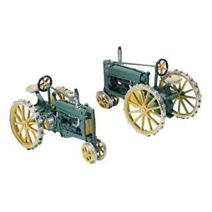 Woodland Scenics D211 HO-Scale KIT 2 Tractors, 1929-38 Metal Parts