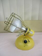 Vintage GE General Electric Deluxe TIME-A-TAN Sun Lamp Original Bulb WORKS GREAT